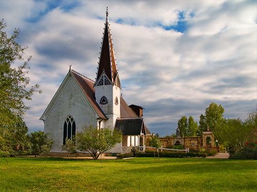 Edythe Bates Old Chapel