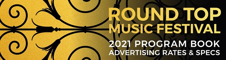 Program Book Advertising Banner