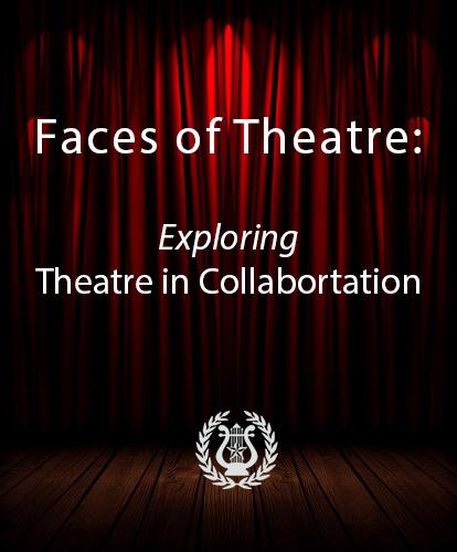 Theatre Forum Brochure Cover