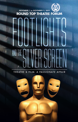 2019 Theatre Forum Brochure Cover