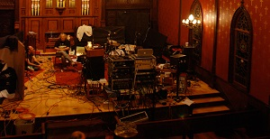 Edythe Bates Old Chapel Recording Session