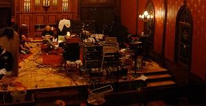 Edythe Bates Old Chapel Recording Session