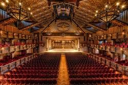 Festival Concert Hall Interior