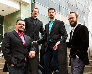 Texas Guitar Quartet @ Festival Concert Hall | Round Top | Texas | United States