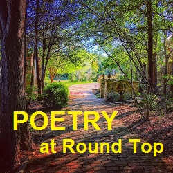 Poetry at Round Top Artwork