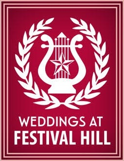 Weddings at Festival Hill Logo