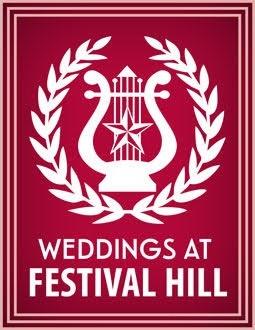 Weddings at Festival Hill Logo