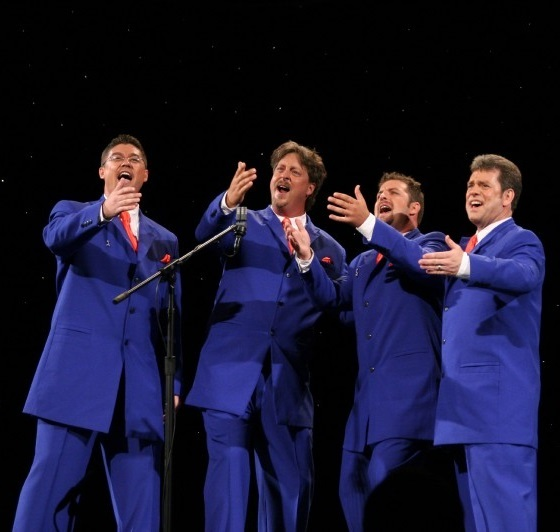 Sterling Quartet to Perform During Patriotic Concert this Weekend