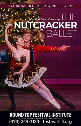 Nutcracker Ballet at Festival Hill December 14
