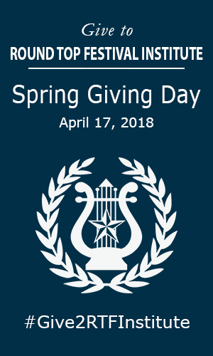 Spring Giving Day Campaign Slated for April 17