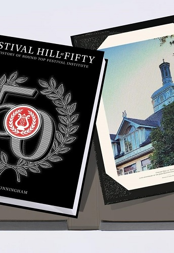 Festival Hill at 50 - Special Edition - Reserve by June 1