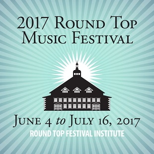 Round Top Music Festival Tickets Available Online - First Concert June 10