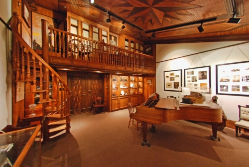 David W. Guion Museum Room