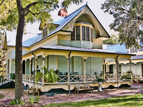 William Lockhart Clayton House
