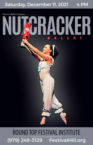 Nutcracker Ballet at Festival Hill December 11