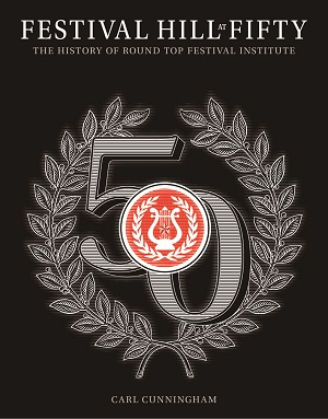 Festival Hill at Fifty History Book is Available