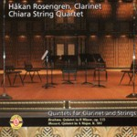 Quintet for Clarinet and Strings by J. Brahms